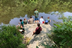 summer-camp-lost-lake-lunch