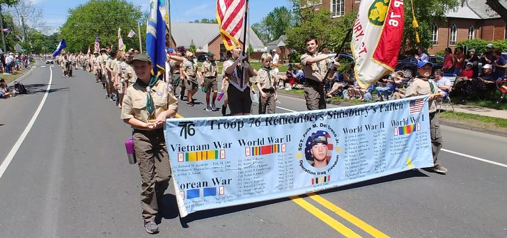 Troop76 Simsbury CT